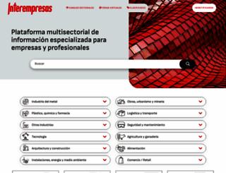 interempresas.net screenshot