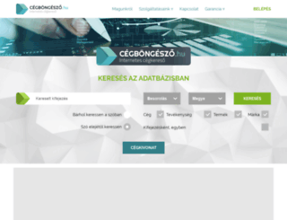 interexpresskf-c.cegbongeszo.hu screenshot