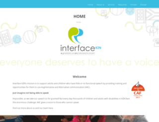 interface-kzn.co.za screenshot