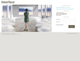 interface.bravosolution.com screenshot