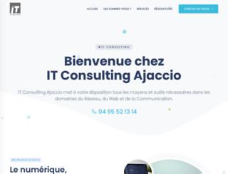 interface2a.com screenshot