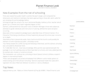 interfaceplanet.com screenshot