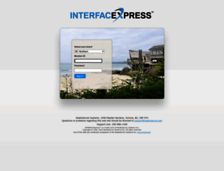 interfacexpress.com screenshot