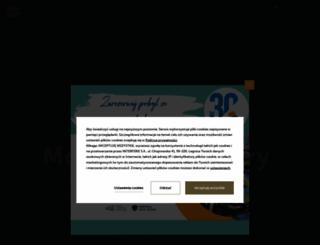 interferie.pl screenshot