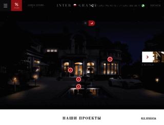 intergranit.ru screenshot