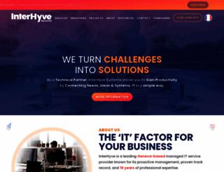 interhyve.com screenshot