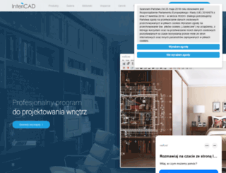 intericad.pl screenshot