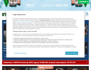 interii.pl screenshot