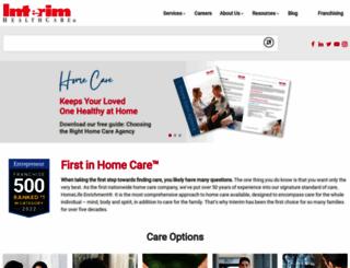 interimhealthcare.com screenshot