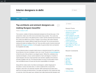 interiordesignersindelhi.edublogs.org screenshot
