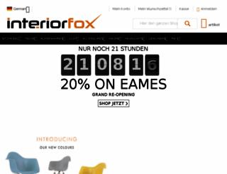 interiorfox.com screenshot