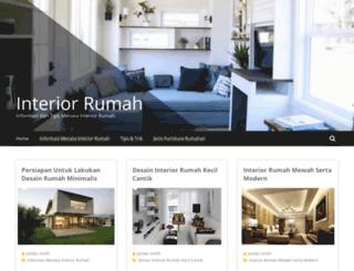 interiorrumah.web.id screenshot