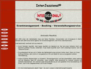 interjazzional.net screenshot