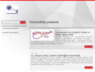 interklasa.netpr.pl screenshot