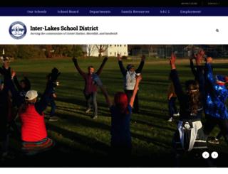 interlakes.org screenshot