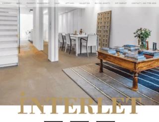 interlet.com screenshot