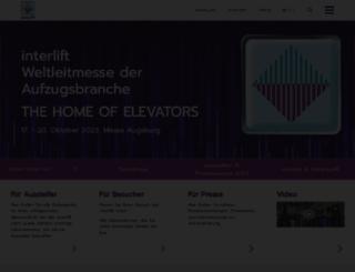 interlift.de screenshot