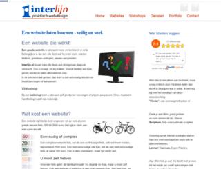 interlijn.nl screenshot