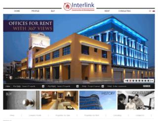 interlinkproperties.cn screenshot