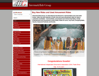 intermarkridegroup.com screenshot