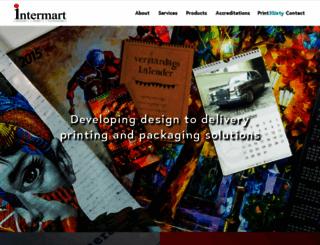 intermart.lk screenshot