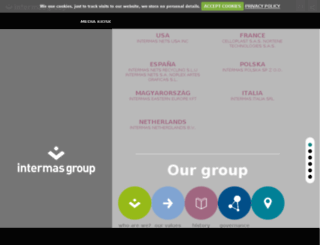 intermasgroup.com screenshot