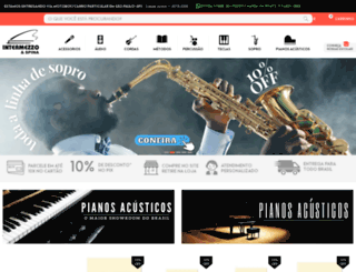 intermezzo.com.br screenshot