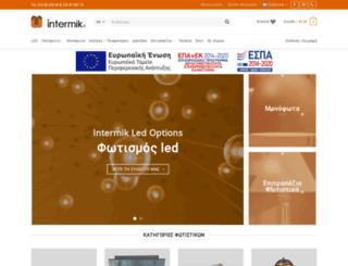 intermik.gr screenshot