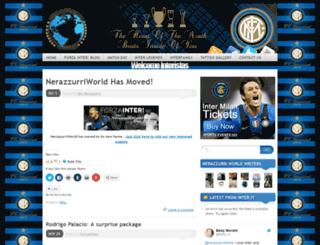 intermilanfansworldwide.wordpress.com screenshot
