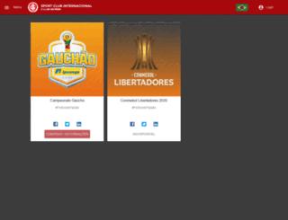 internacional.superingresso.com.br screenshot