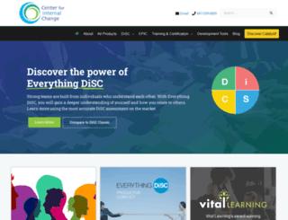 internalchange.com screenshot