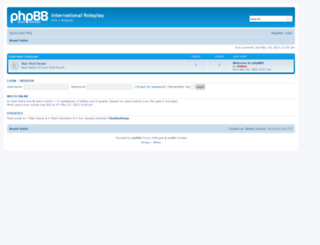 international-roleplay.com screenshot