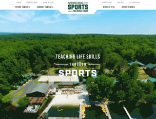 international-sports.com screenshot