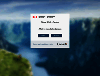 international.gc.ca screenshot