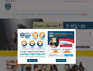 international.srikdu.edu.my screenshot