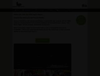internationale-presse.de screenshot