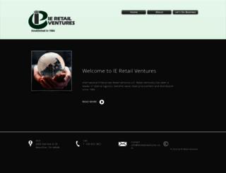 internationalent.com screenshot