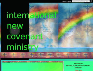 internationalnewcovenantministry.ning.com screenshot