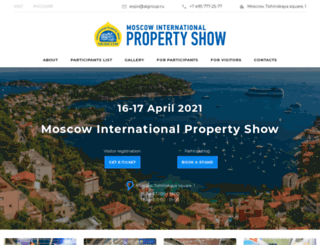 internationalproperty.ru screenshot