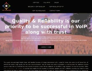 internationalvoipreseller.weebly.com screenshot