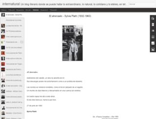 internatural.blogspot.com screenshot