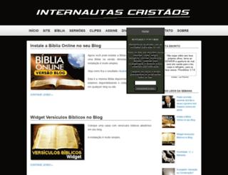 internautascristaos.blogspot.com.br screenshot