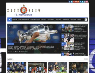 internazionale.tikitaka.ro screenshot
