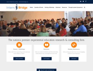 internbridge.com screenshot