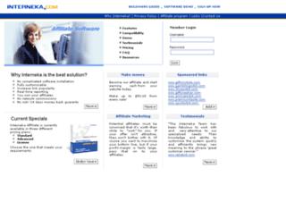 interneka.com screenshot