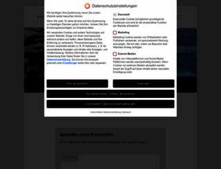 internet-echo.de screenshot