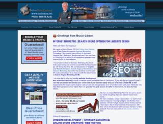 internet-marketing-seo-website-design-christchurch.co.nz screenshot