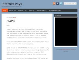 internet-pays.com screenshot
