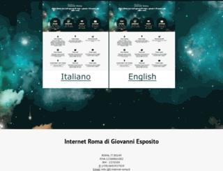 internet-roma.it screenshot