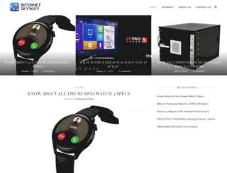 internet-skyway.com screenshot